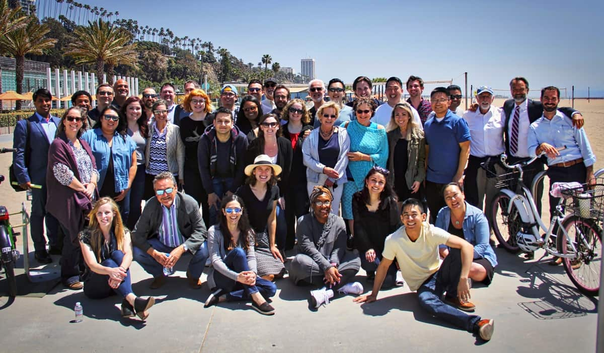 UCLA Olive View Residents and Faculty